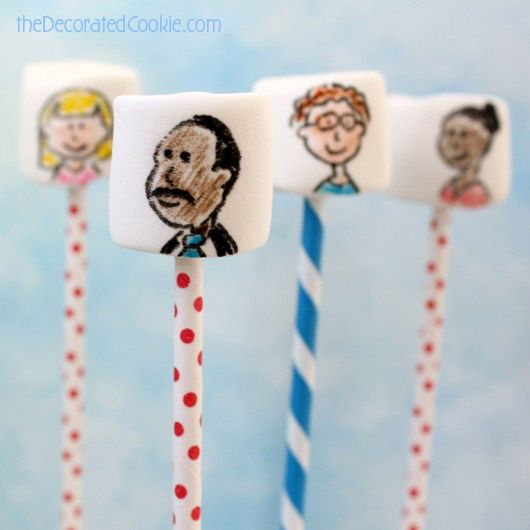 Project Dreams Marshmallow: 17 Best Images About Martin Luther King, Jr. Preschool On