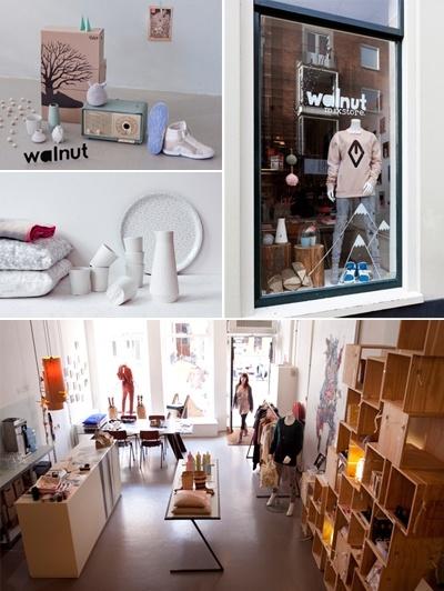 Walnut mixstore, a concept store in Groningen (carolieweg 26) http://www.ilovewalnut.nl/