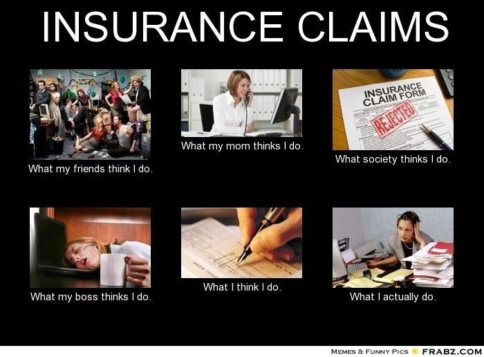 Insurance Claims Funny Memes Funny Pictures Funny