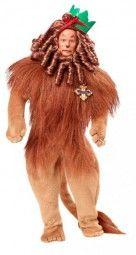 Barbie Collector BJV25 - Der Zauberer von Oz 75. Jubiläum Feiger Löwe