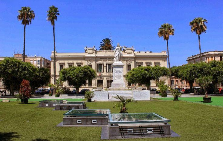 Reggio Calabria - Piazza Italia