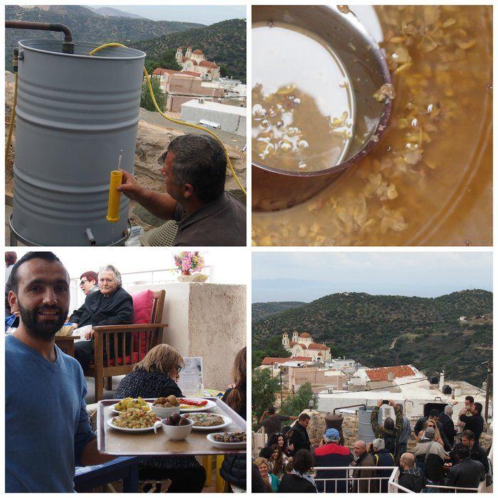 Με μεγάλη επιτυχία πραγματοποιήθηκαν τα Καζανέματα στις 16 Νοεμβρίου 2014, στο χωριό της Κρήσσας Γειτονίας! http://www.hotel-crete.gr/gr/events/drastiriothtes-ksenodoxeiou/kazanema-giorti