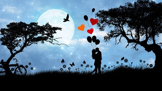 Romantic Messages + Flirty Text Messages = Everlasting Love: Romantic Good Night Text Messages