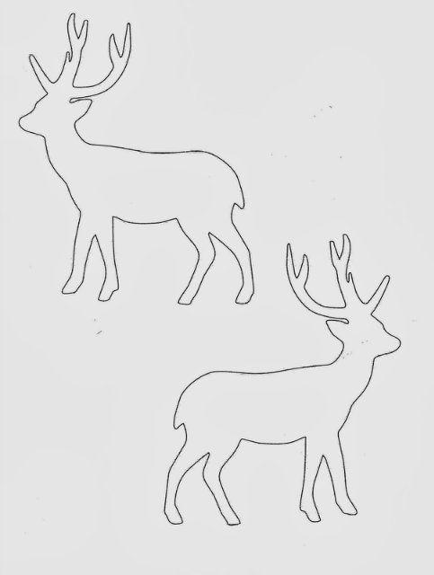 Рождественский олень из проволоки и гирлянды. Мастер-классы | Домохозяйка