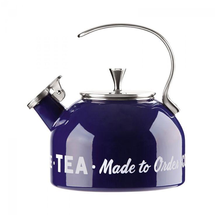Kate Spade New York® Order's Up Tea Kettle | ECS Coffee Inc.  - Canada's Single Serve Coffee, Keurig® K-Cup®, Tassimo®, Nespresso®, & Kitchen Store