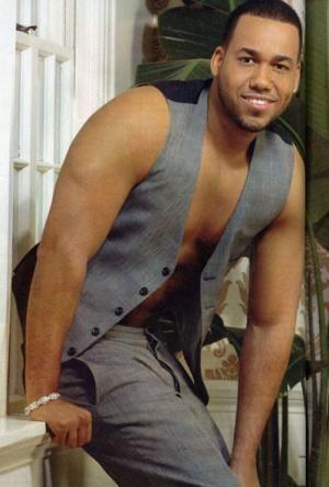 Romeo Santos... Oh my!!!