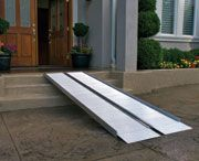 Signature Series Suitcase Wheelchair Ramps