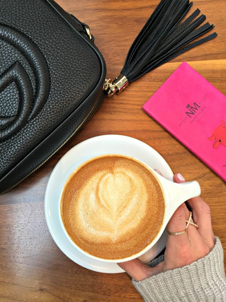Serious coffee situatoin at Barista Parlor // hat to Eat, See & Do in Nashville - Ultimate Girls Weekend in Nashville by popular Florida lifestyle blogger The Modern Savvy