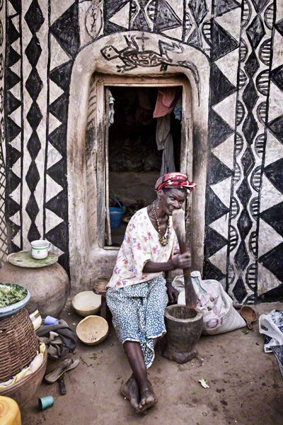 Burkina Faso, west Africa  (photo: Louis Montrose)
