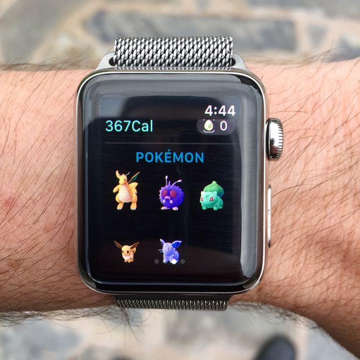[Photo] Apple Watch ftw!