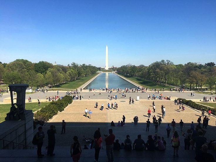 4 passeios de um dia a partir de Washington DC capital dos EUA