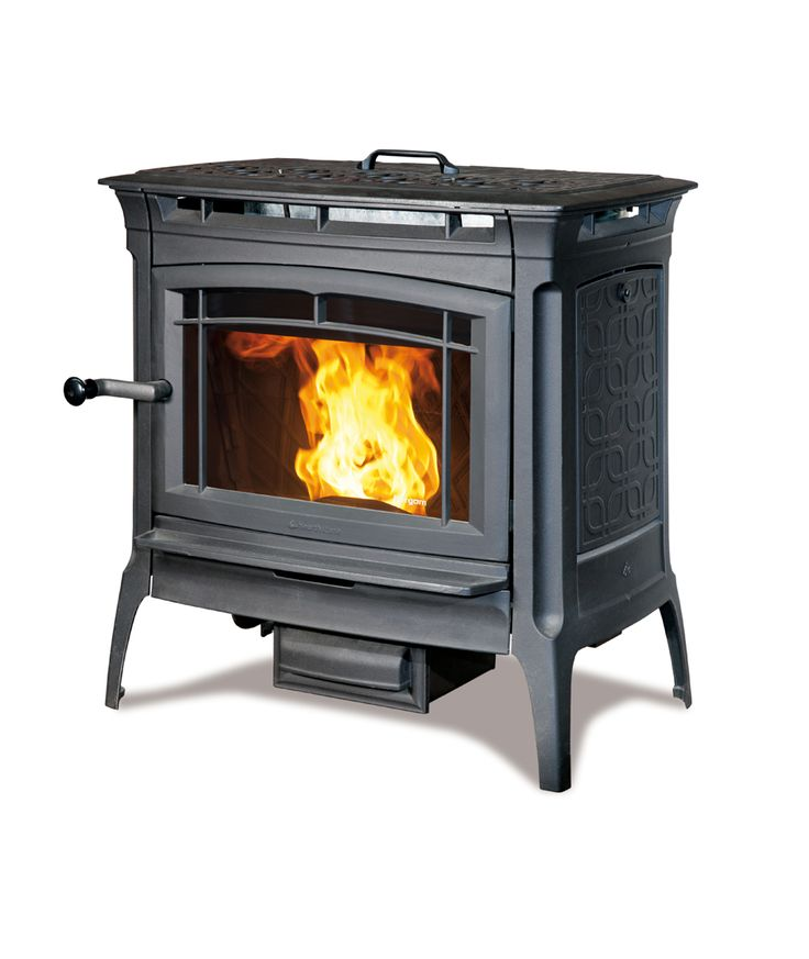 M s de 25 ideas fant sticas sobre chimenea de hierro - Estufas de lena de hierro ...