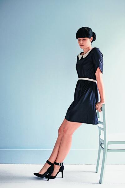 Dress from Lauren Guthrie's book