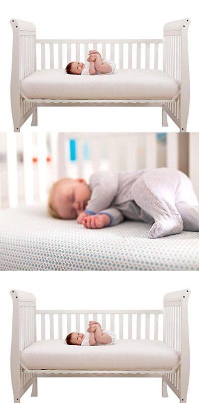 28x52x5 Standard Size Soft Memory Foam Mattress For Baby Crib