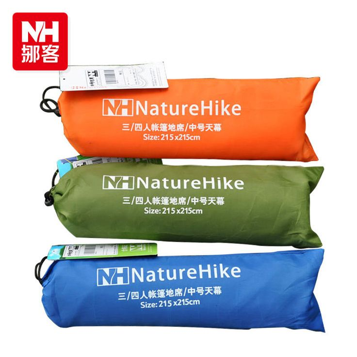 Кемпинг тент зонт укрытие коврик для пикника палатка подушка матрас 2.15 X 2.15 м палатка кемпинг первый мат