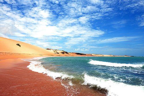 Punta Gallinas, Guajira, Colombia!