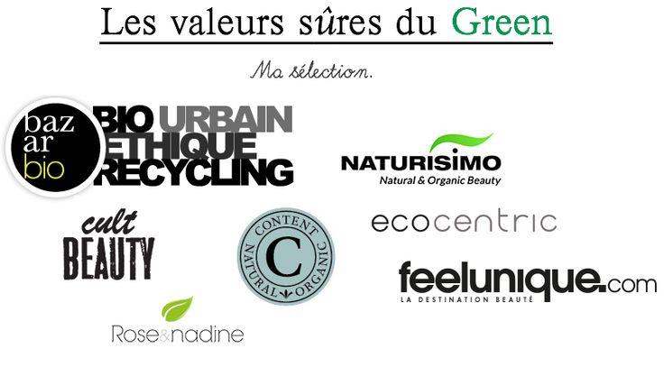 Sois Belle Pipelette: Les e-shops de produits de beauté naturels.