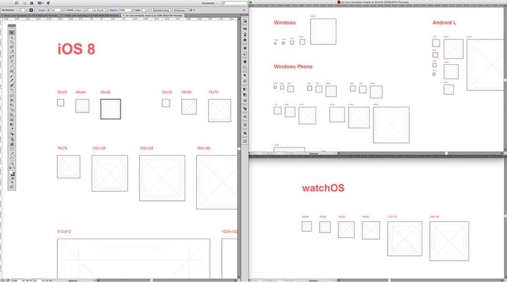 Icon Design Templates on Behance