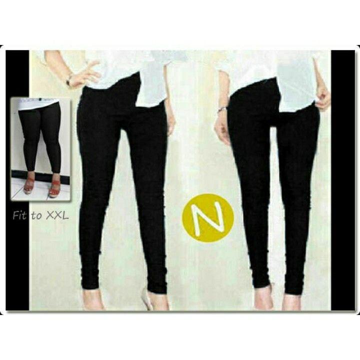 4559 jeans hitam XXL cln legging big streach (jeans streach) XXL,pj 85cm,berat 0,28kg,hitam. 72.000 IDR (sf)
