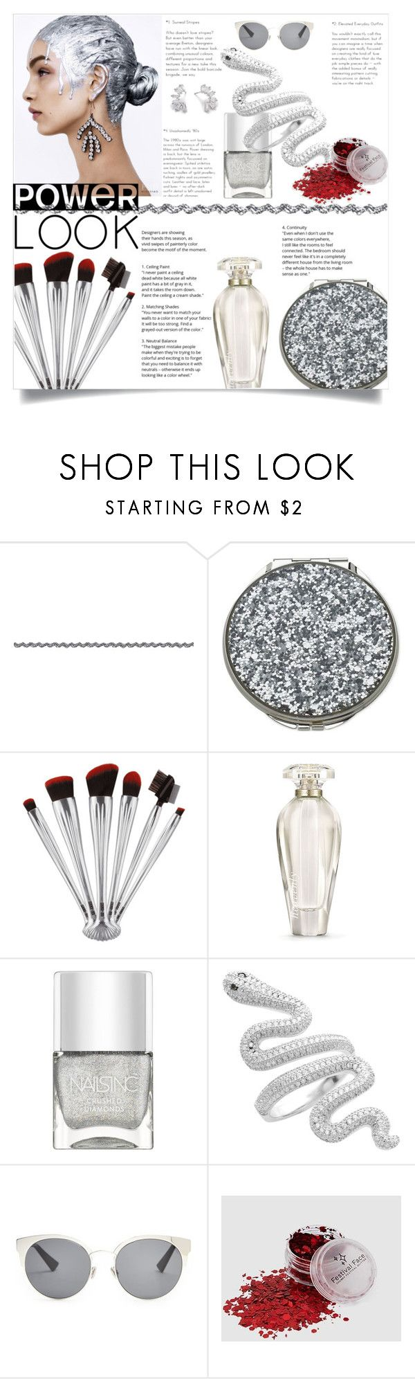 """Bez naslova #9"" by djina997 ❤ liked on Polyvore featuring beauty, Kate Spade, Victoria's Secret, Nails Inc. and Christian Dior"