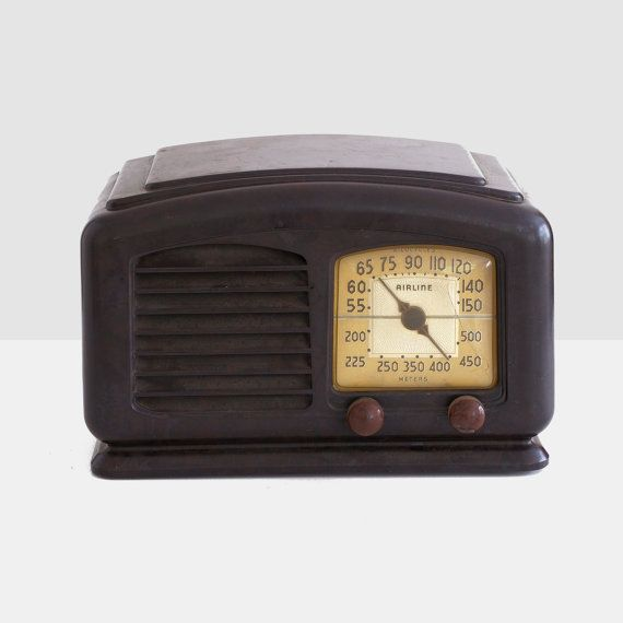 35 Best Images About Vintage Radios On Pinterest