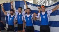drapetsonavolley: Χάλκινο στο Παγκόσμιο το τετραπλό σκιφ!