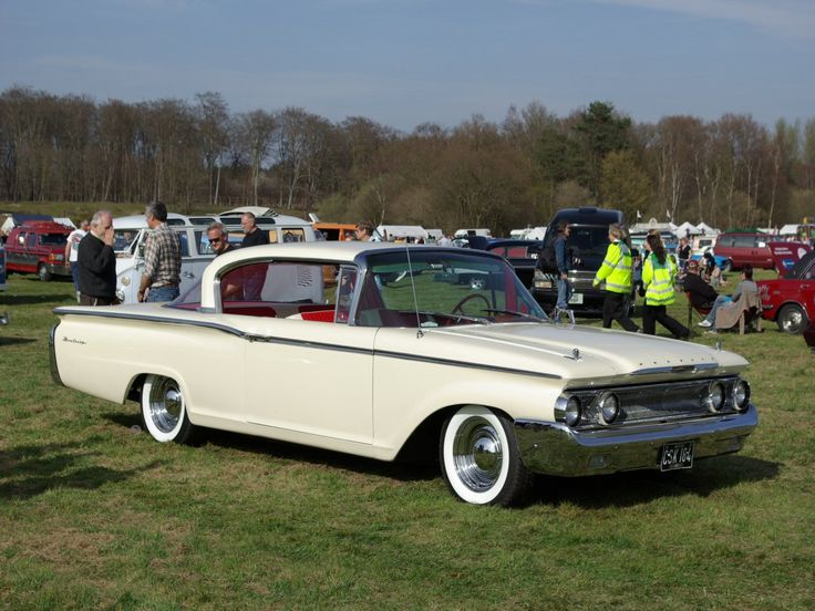 1960 Mercury Monterey Maintenance Restoration Of Old