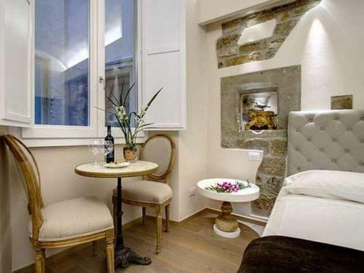 La Signoria, luxury apartment for two in Florence city centre