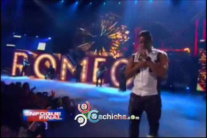 Romeo Santos Lidera Las Nominaciones De Premio 'Lo Nuestro' #Video