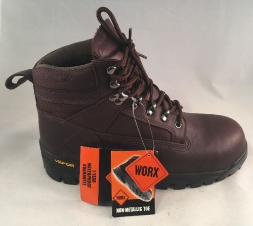 Worx 5436 Men's Safety Toe Boots