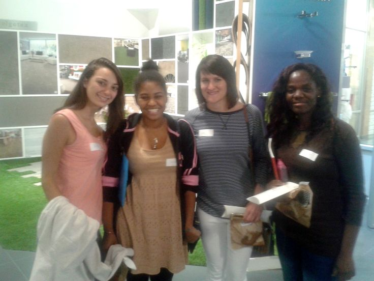 @bhcdesignschool students at our Florstore OnTrend showroom. #interiordesign