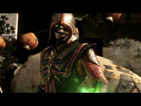 Ermac Mortal Kombat X Gameplay Trailer Released http://www.ubergizmo.com/2015/02/ermac-mortal-kombat-x-gameplay-trailer-released/