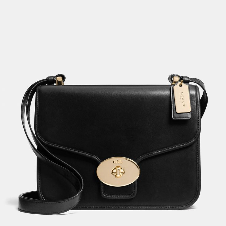 crosshoakley store ny cd26  Page Shoulder Bag in Leather