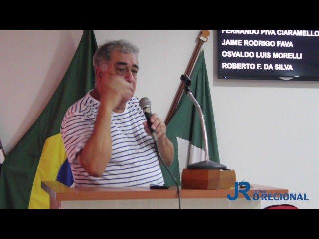 Prefeito de Charqueada Romeu Verdi sofre acidente domestico e esta internado na UTI em Piracicaba