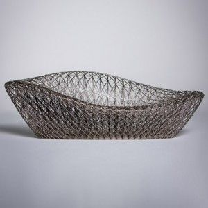 Janne+Kyttanen+builds+3D-printed+sofa++from+a+minimal+mesh