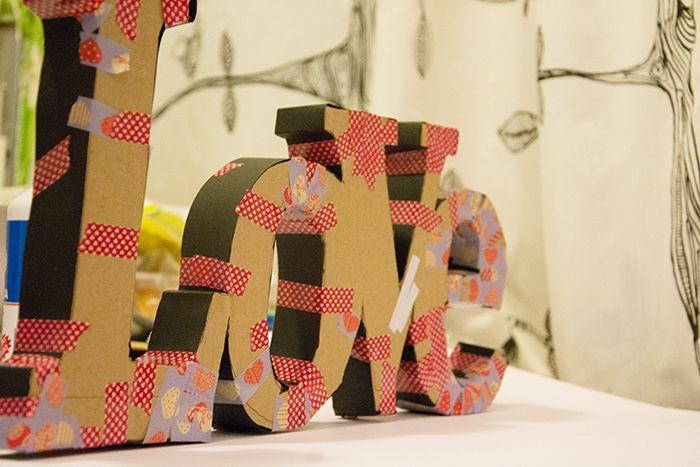 love-letras-papel-mache