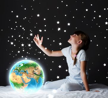 Spełnij marzenie swojego dziecka! Pozwól dziecku cieszyć się widokiem pięknie…