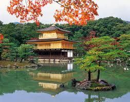Kyoto, Temple of the Golden Pavilion