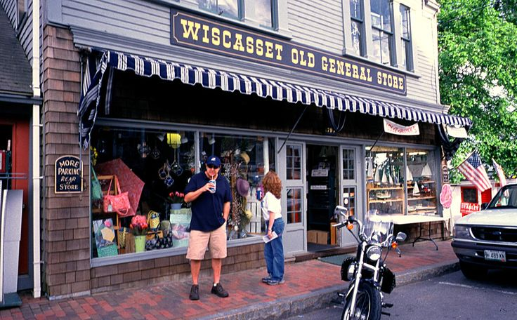The historic town of Wiscasset is fondly known as the prettiest village in Maine. Situated just under 45 miles from Portland, it overlooks the Sheepscot River and spans roughly 28 square miles.