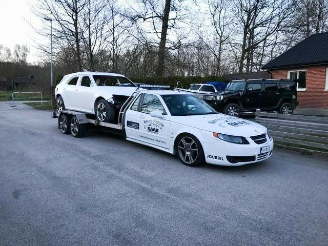 An all new Saab 9-5NG SportCombi… – SAAB 9-5 SportCombi 2012