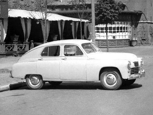 "ГАЗ М-20 ""Победа"" Опытный '1951"