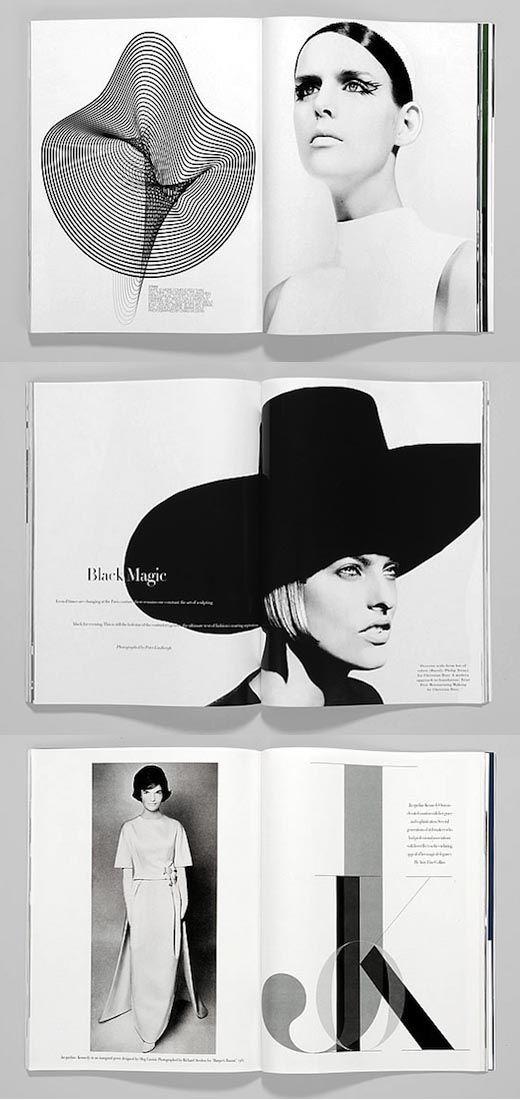 Fabien Baron for Harper's Bazaar// master http://www.nomad-chic.com/beauty.html