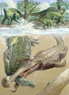 Sarcosuchus abush!