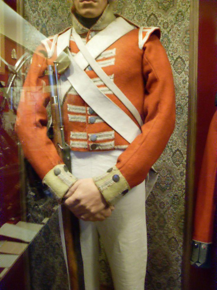 Extant uniform - Peninsular War period. | Uniform, Napoleonic wars, Coat
