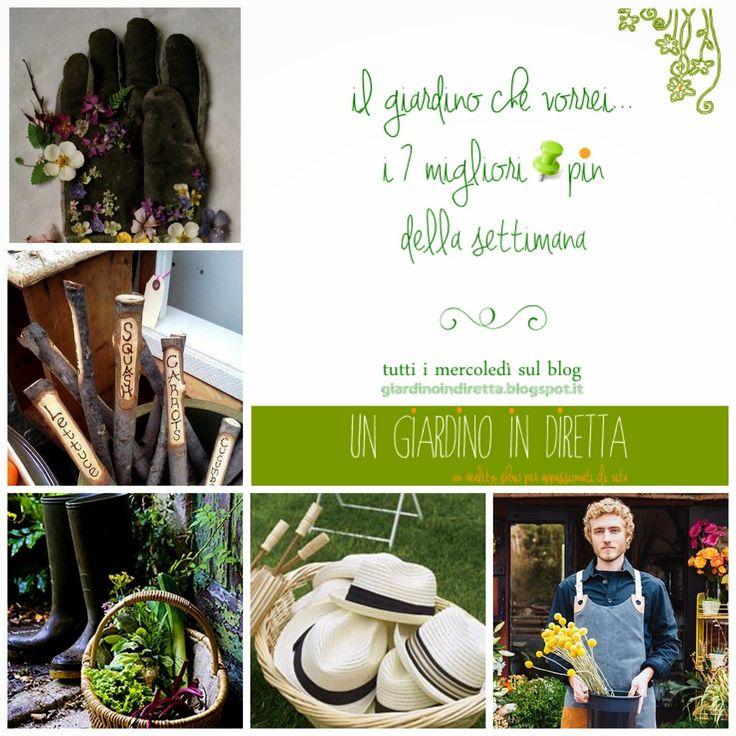 NUOVO POST SUL BLOG - il giardino che vorrei: i 7 migliori pin di idee regalo per papà giardinieri! #ideeregali #giardino #giardinoindiretta #papà #festadelpapà #giardinieri