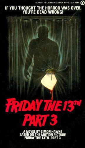 cartel de la pelicula viernes 13
