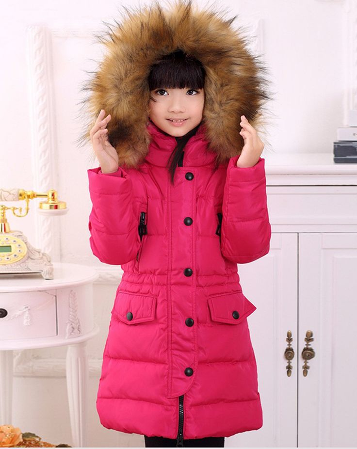 19 best Girls Winter Coats images on Pinterest | Girls winter ...