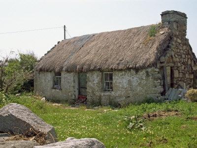 Cottage, Scottish Highlands
