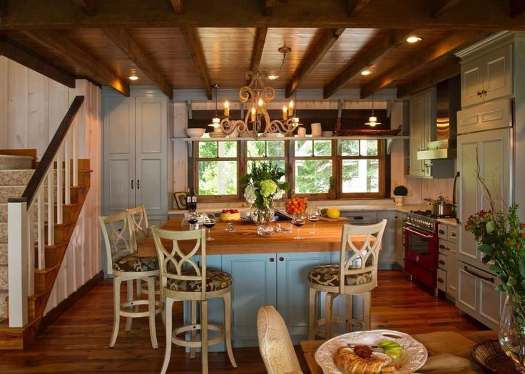 Cottage Kitchen   Traditional   Kitchen   Minneapolis   Michelle Fries,  BeDe Design, LLC // Love This Cozy Kitchen Part 34
