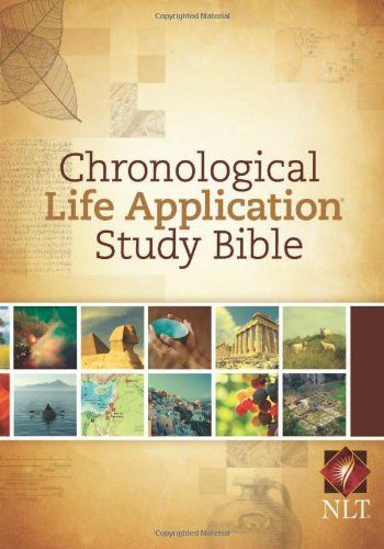 Chronological Life Application Study Bible NLT/ This is what I want for Christmas 2013...so I can   read in 2014......bucket list!